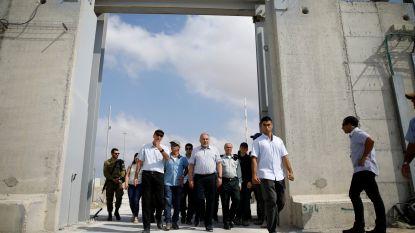 Israël heropent goederenterminal naar Gazastrook gedeeltelijk