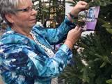 Kerstwensen voor verloren geliefden in Middelburg
