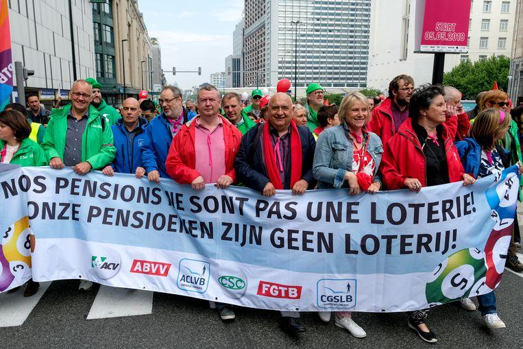 Nationale Staking: ABVV Spreekt Toch Niet Over Nationale Staking Op 2 Oktober
