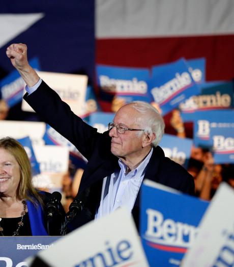 Bernie Sanders consolide son statut de favori
