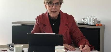 Burgemeester en wethouder Halderberge gaan via Facebook live in gesprek met inwoners