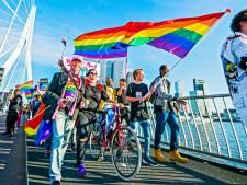 Queer boegbeelden over hún Rotterdam Pride: 'De wereld is niet alleen van witte hetero mensen'