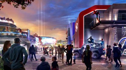 Disneyland Paris krijgt interactieve attractie rond Spider-Man