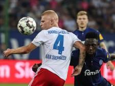 Eerste goal Van Drongelen in het shirt van HSV