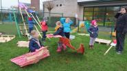 Plannen voor sportschuur naast gemeenteschool Sleidinge