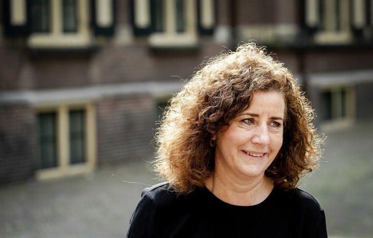Minister Ingrid van Engelshoven van Onderwijs, Cultuur & Wetenschap (D66). Beeld ANP