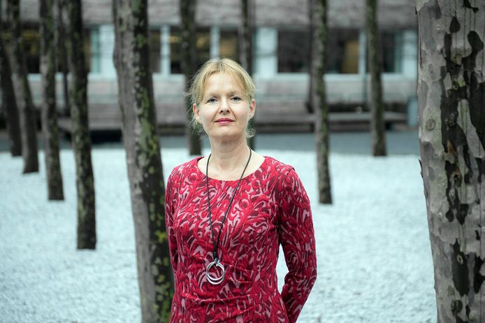 Onderzoeker Mirjam Vossen.