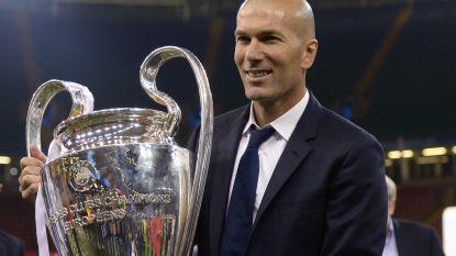 Tweede CL-triomf in anderhalf jaar: Zidane schaart zich in select rijtje