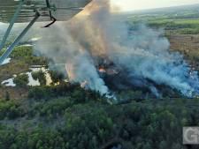Brand in Gildehauser Venn onder controle