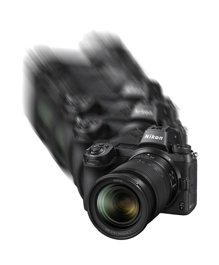 Nikon Z7.  Beeld