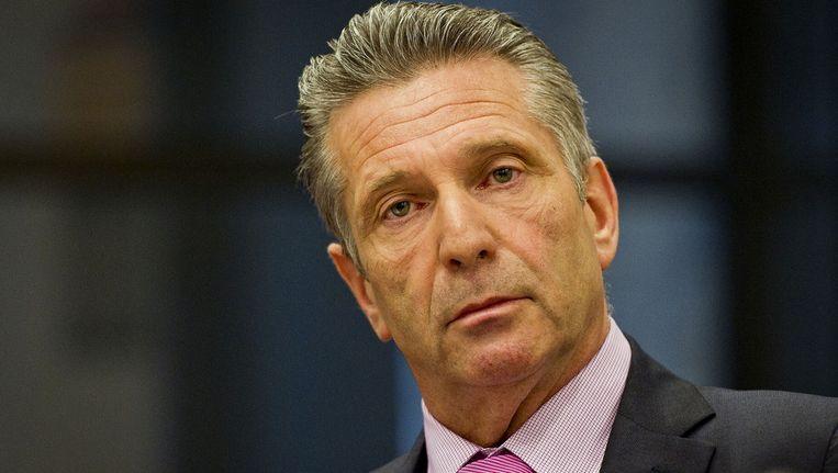 PVV-Kamerlid Bontes. Beeld ANP