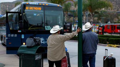 Busmaatschappij Greyhound moet 20 miljoen dollar betalen voor dood 25-jarige passagier