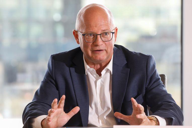 Waals minister Jean-Luc Crucke (MR) dringt aan op een versnelling in de Waalse regeringsvorming.