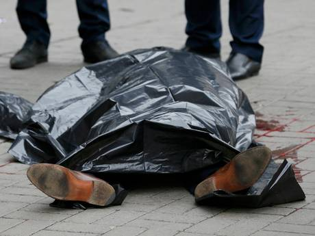 Omstreden oud-parlementslid Rusland in Kiev doodgeschoten
