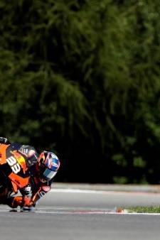 Debutant Binder zorgt voor sensatie in MotoGP