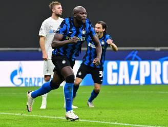 Lukaku is weer redder in nood bij Inter: dubbel volstaat niet voor zege tegen Gladbach