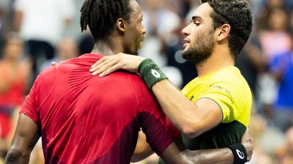 Berrettini na slijtageslag tegen Monfils naar halve finale tegen Nadal