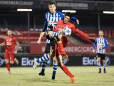 FC Eindhoven sleept punt uit het vuur bij hoogvlieger Almere City