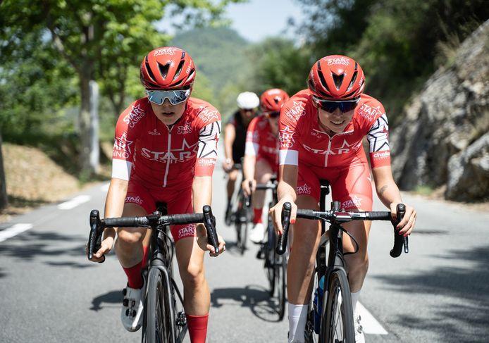 Starcasino Cycling Team zoekt nieuw vrouwelijk wielertalent.