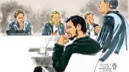 """Aanslagpleger Amsterdam toont geen berouw: """"Ik doe nog ergere dingen in Nederland"""""""