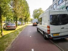 Politie maakt reconstructie dodelijk ongeluk met scooter in Overvecht