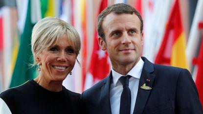 Franse president Macron nodigt Iraakse premier uit