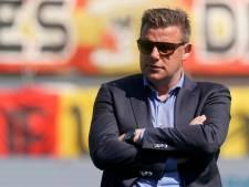 GA Eagles-trainer Stegeman ontevreden over probeersel: 'Maar we verliezen door rode kaart'