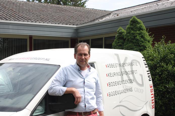 """""""Het initiatief is prima,"""" zegt de directeur Jan Kruse van de Kruse Groep."""