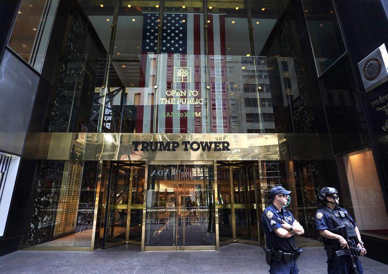 Illustratiebeeld, Trump Tower.