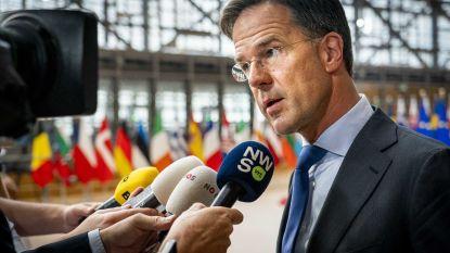 "Rutte: ""Niks mis met gesprek tussen Nederlandse koningin en Saoedische kroonprins"""