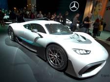 Reportage: De auto van de toekomst staat in Las Vegas
