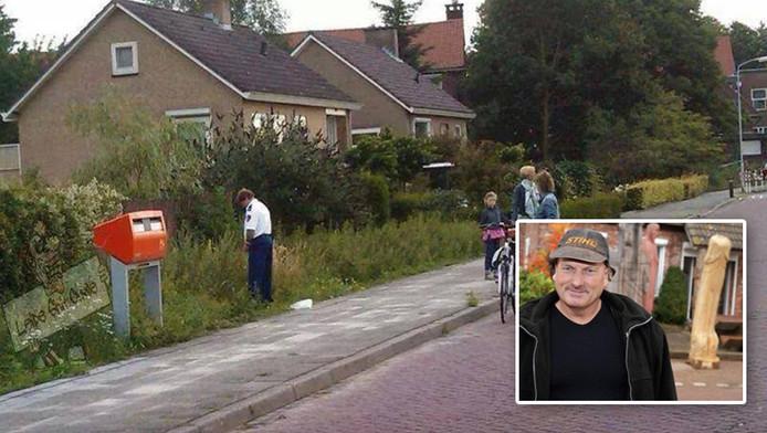 De foto bleek wel een wildplassende agent te zijn, maar dan één uit Gelderland. De persoon in kwestie is daar ook op aangesproken.