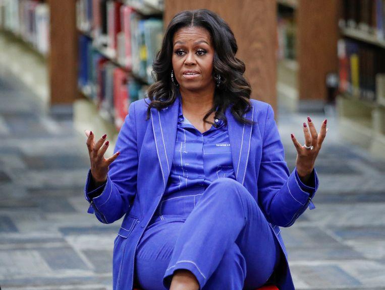 Michelle Obama. Beeld REUTERS