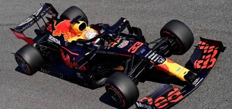 Sainz en Pérez houden Verstappen van tweede startrij af, pole op Monza voor Hamilton