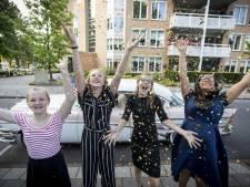 Geen musical maar eindfilm voor de vier leerlingen uit Enschedese groep 8