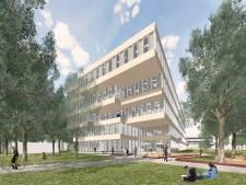 Regenwater koelt straks nieuwe ICT Hogeschool van Fontys Eindhoven
