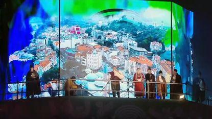 VIDEO. Bulgaars feest: Plovdiv steekt vuurwerk af als culturele hoofdstad.