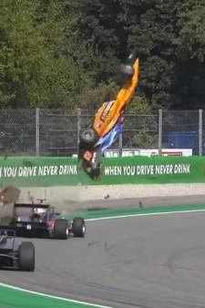 Terrible sortie de piste en Formule 3 à Monza
