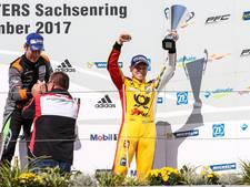 Larry ten Voorde dichtbij rookietitel in Porsche Carrera Cup
