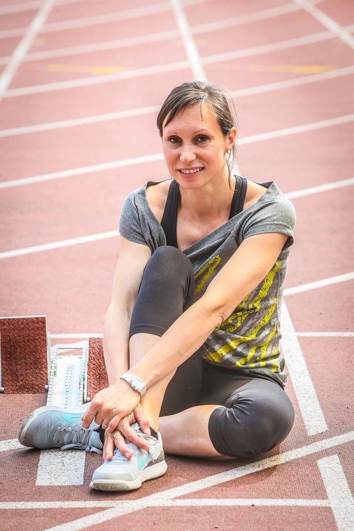 Kim Gevaert in 2016