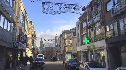 Opgepast voor vallende kerstballen in Blankenberge