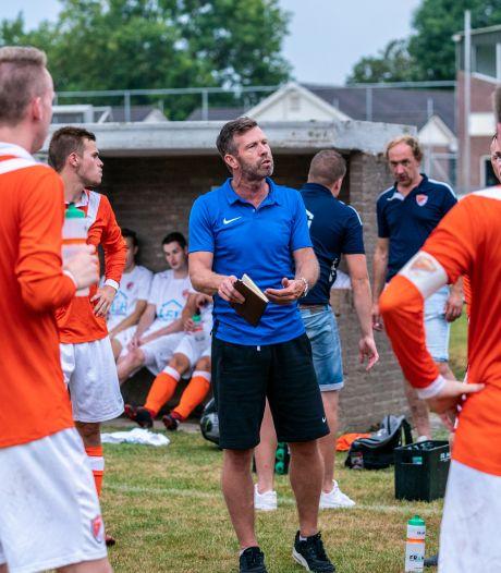 Gerrit-Jan Barten blijft trainer bij Angeren; en gaat voor promotie