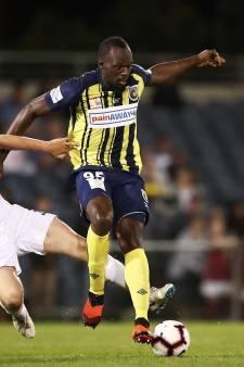 'Bolt wordt in geen 100 jaar profvoetballer'
