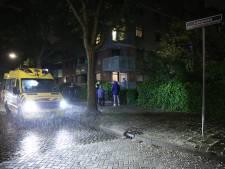 Vrouw eist drie ton nadat ze op de vlucht van een balkon viel