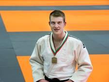 Judoka Jelle Snippe: 'Ik kom niet alleen om te kijken hoe mooi de hal is'