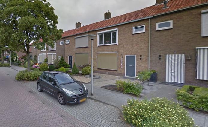 De Karel Doormanstraat in Genemuiden