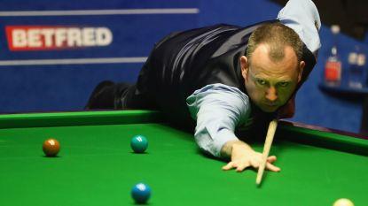 Mark Williams leidt de dans in finale WK snooker