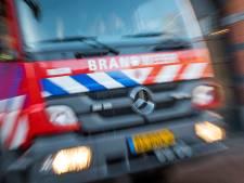 Auto brandt uit op Ambonlaan in Vlaardingen, vermoedelijk brandstichting