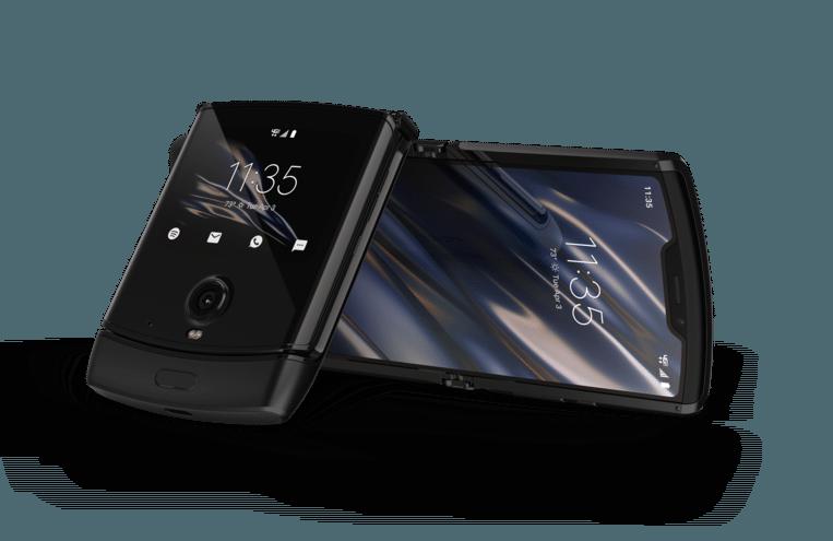 De nieuwe Motorola Razr komt volgende maand in Europa op de markt.