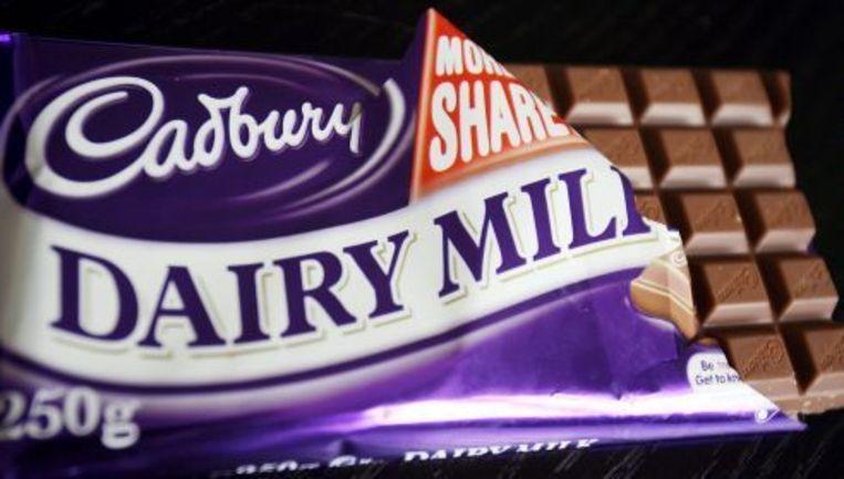 De Europese Commissie heeft geen bezwaren tegen een overname van chocolade- en snoepfabrikant Cadbury door Kraft Foods. ANP Beeld